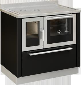 Cucina a legna Demanincor F90