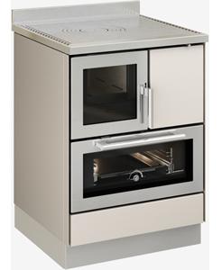 Cucina a legna Demanincor F60