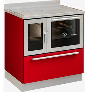 Cucina a legna Demanincor F80