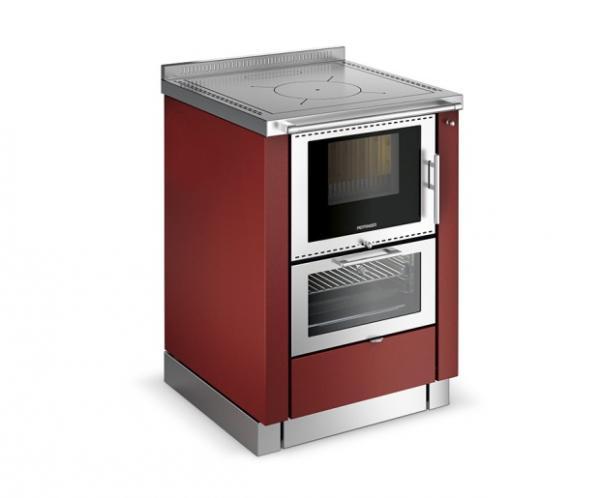 Cucina a legna Pertinger Okoalpin60BU
