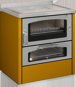 Cucina a legna Demanincor D8