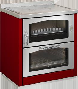 Cucina a legna Demanincor D8MAXI